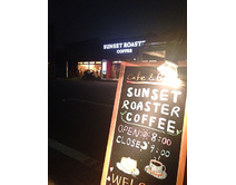 SUNSET ROASTER COFFEE