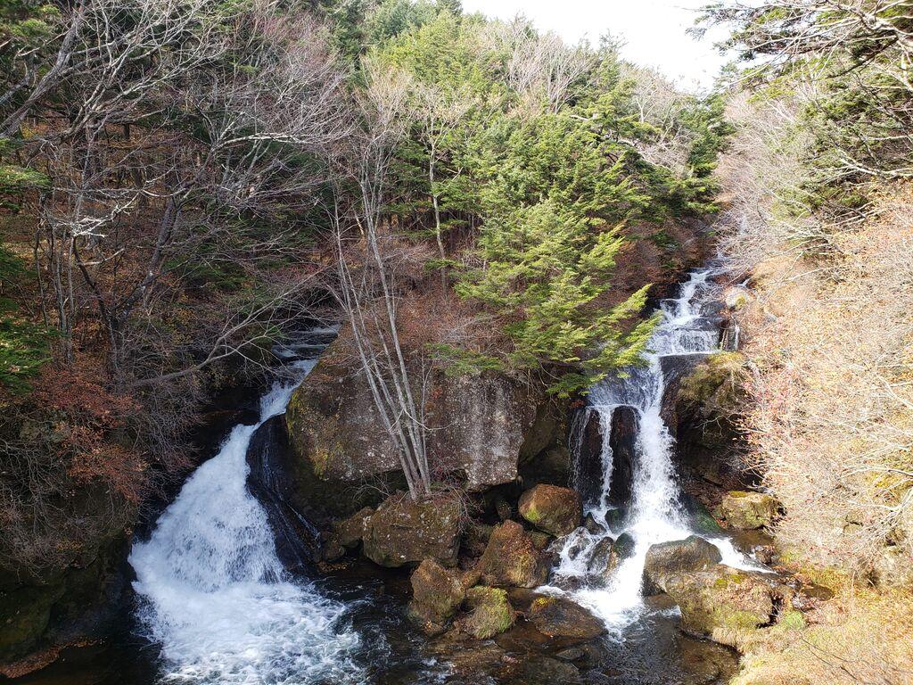 の 滝 アクセス 竜頭 日光竜頭の滝