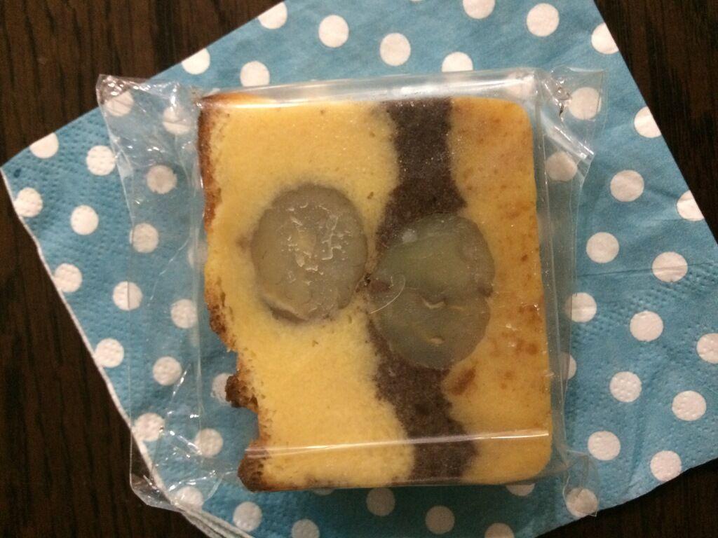 ケーキ ずっしり マロン