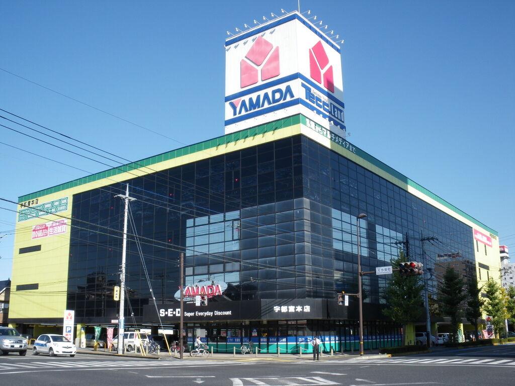 ヤマダ 電機 店舗