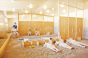 天然温泉薬石浴 嵐の湯KISEKI宇都宮 - 宇都宮市のスパ・岩盤浴 ...