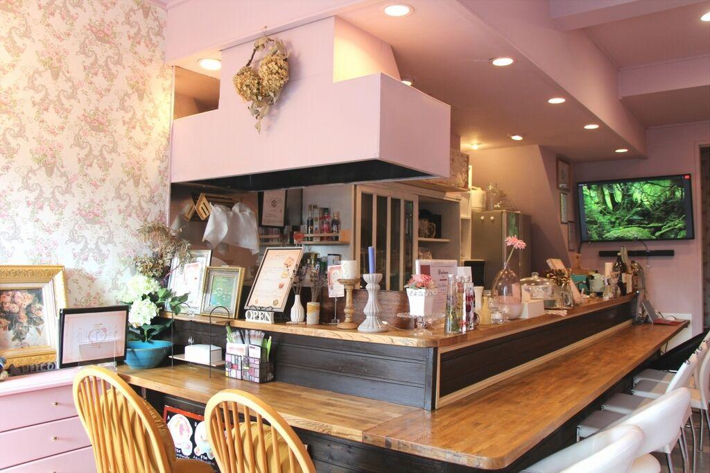 cafe rental makeup room charilu しゃりる 宇都宮市のカフェ