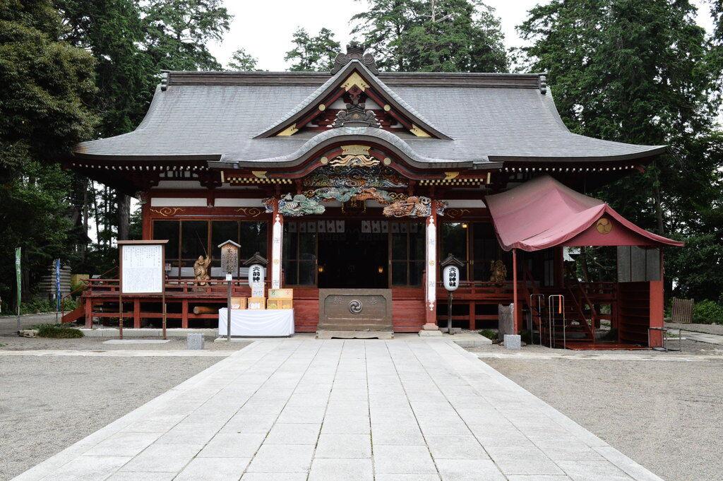 大前神社 - 真岡市の神社・仏閣・教会・植物園・花|栃ナビ!