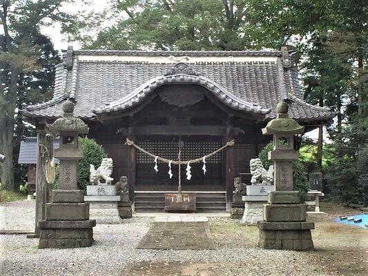 網戸神社 - 小山市の神社・仏閣・教会|栃ナビ!