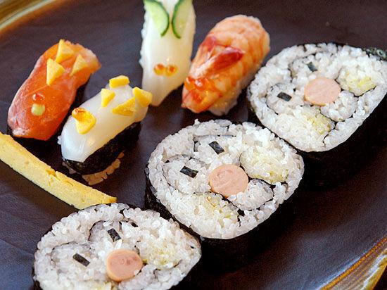 Vol1アンパンマンの巻き寿司 子どもが喜ぶレシピ 栃ナビ