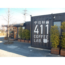 411 COFFEE LAB.