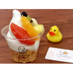Sweet Ducky Ice Cream